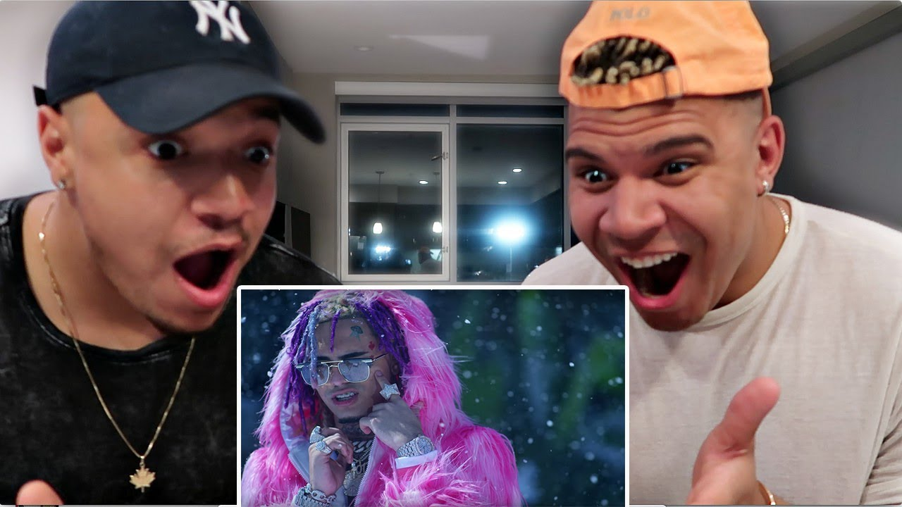 "Lil Pump - ""ESSKEETIT"" (Official Music Video) REACTION (Feat. Wolfie) #1"