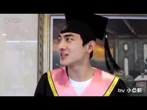 Lin Geng Xin's Graduation Ceremony.flv