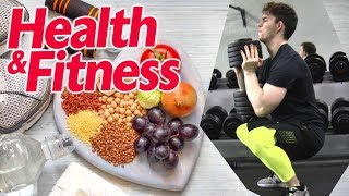 Living a healthy lifestyle (getting fit & lean) eating