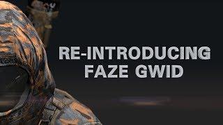 #FAZE5 Winner: Re-Introducing FaZe GwidT by Gumi