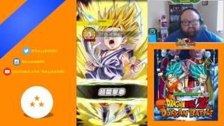 Dragonball Z Dokkan Battle JP Grind and Multipull Jan 2