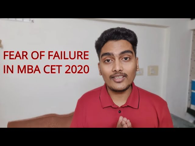 What if I don't score in MBA CET 2020, CMAT 2020