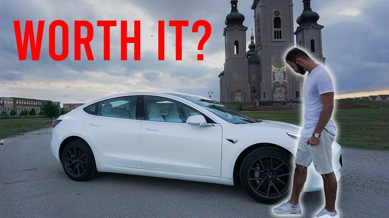 Is The Tesla Model 3 Standard Range Plus Worth It? HONEST ...