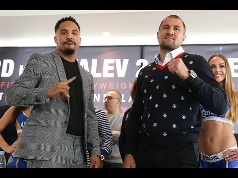 Watch Live! Ward vs. Kovalev 2 Preliminary Undercards – Saturday, June 17 at 7pm ET/4pm PT