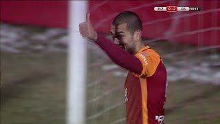 Elazığspor: 0 - Galatasaray: 2 | Gol: Murat Kalkan (K.K.) - atv