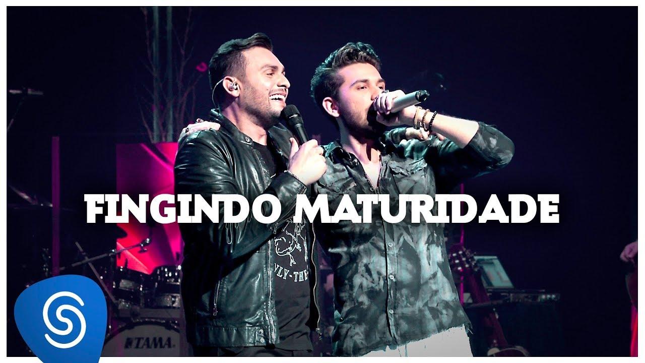 Mano Walter - Fingindo Maturidade part. Gustavo Mioto (DVD Ao Vivo Em São Paulo) [Vídeo Oficial]