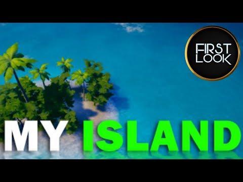 My Island - First Look - Me & My Dog - My Island Gameplay