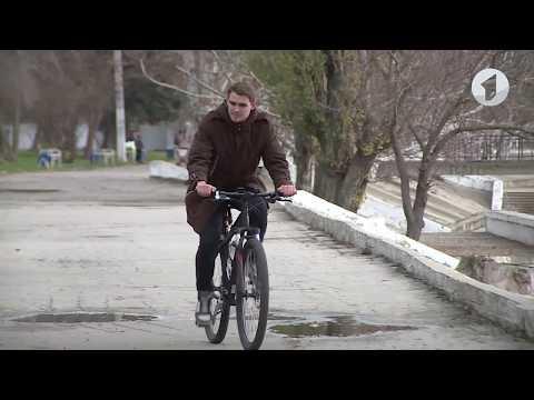 Стоит ли ездить зимой на велосипеде? / Утренний эфир