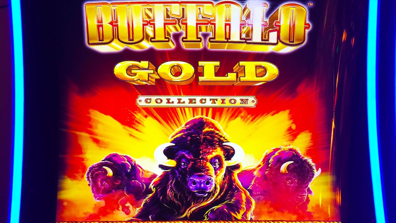 Free buffalo gold slots to play