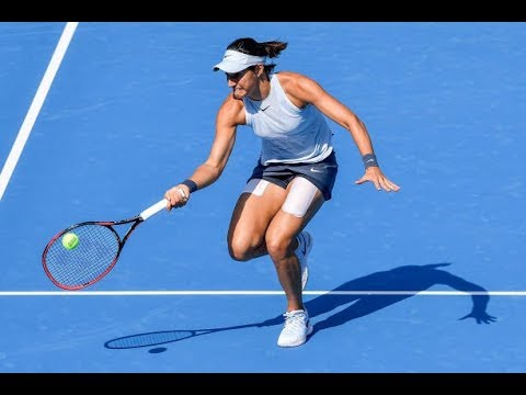 2017 China Open Quarterfinals | Shot of the Day | Caroline Garcia