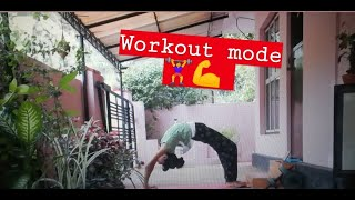 Workout With Me    Sssweet Sarah