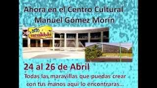 Expo Arte y Manualidades Querétaro 2015 GÓMEZ MORÍN