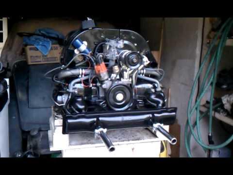 1600cc Dual port engine - YouTube