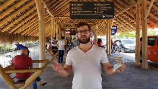 Доминикану открыли Первый рейс в Доминикану после карантина