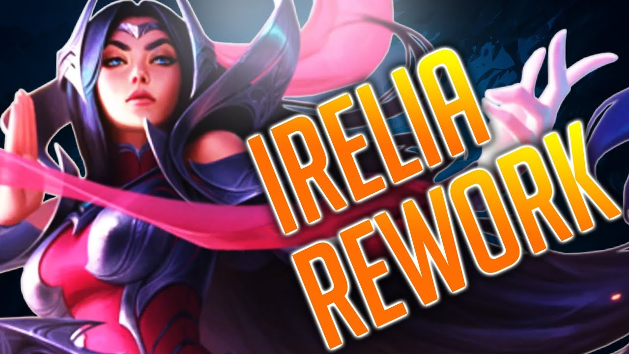 Irelia Rework Guide German S8! Tipps und Tricks
