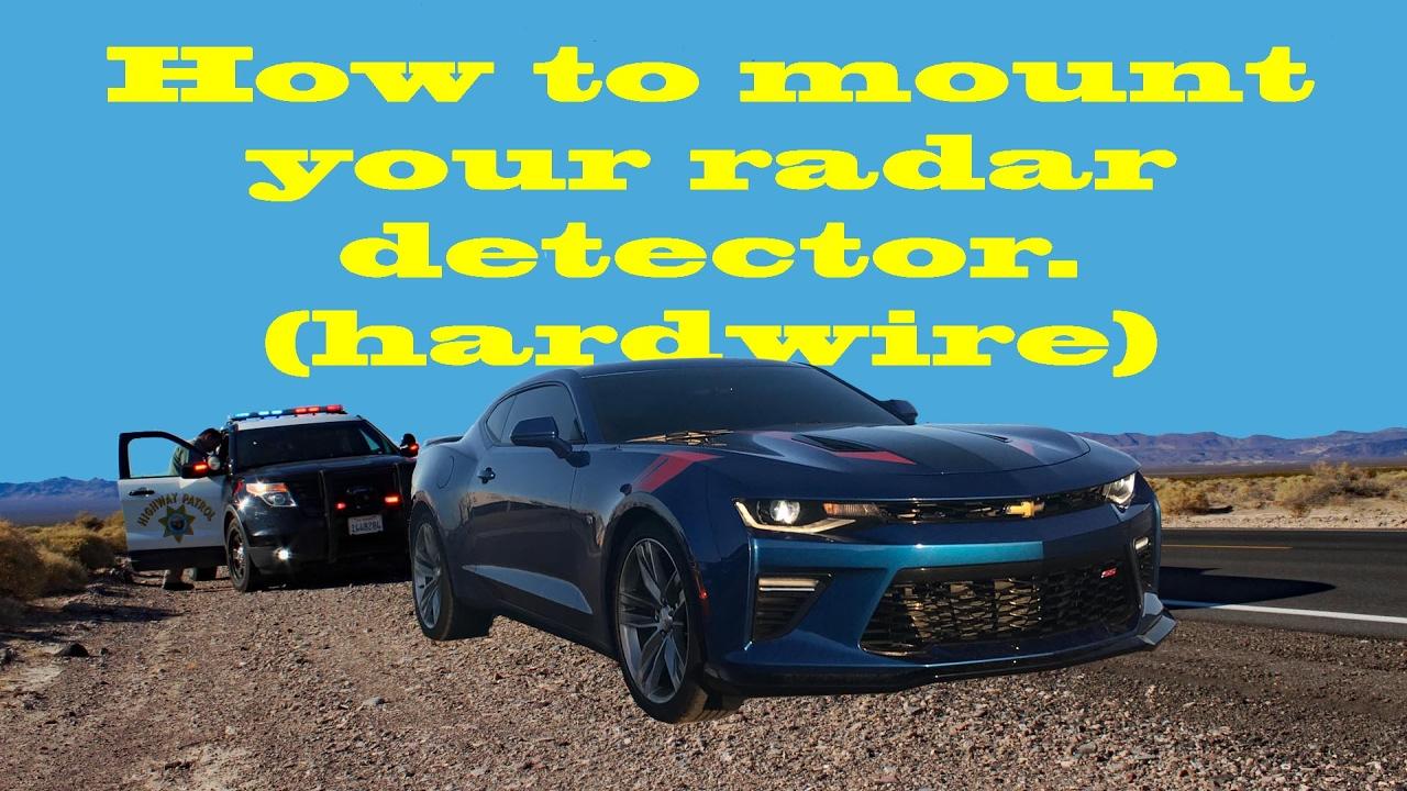 maxresdefault how to hard wire your radar detector i show you in my 2016 2ss  at soozxer.org