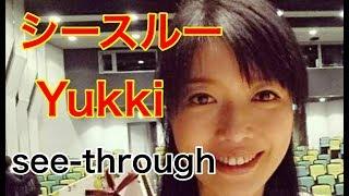 マジックショーの透視です。Yukkiの営業ネタです。