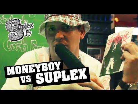 MONEYBOY vs. SUPLEX Magazine | SuplexTV (UNCUT)