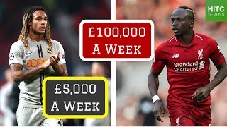 Best Footballer on EVERY Weekly Wage