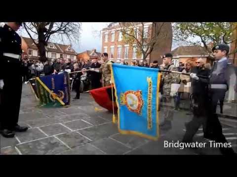 Bridgwater Remembrance Parade