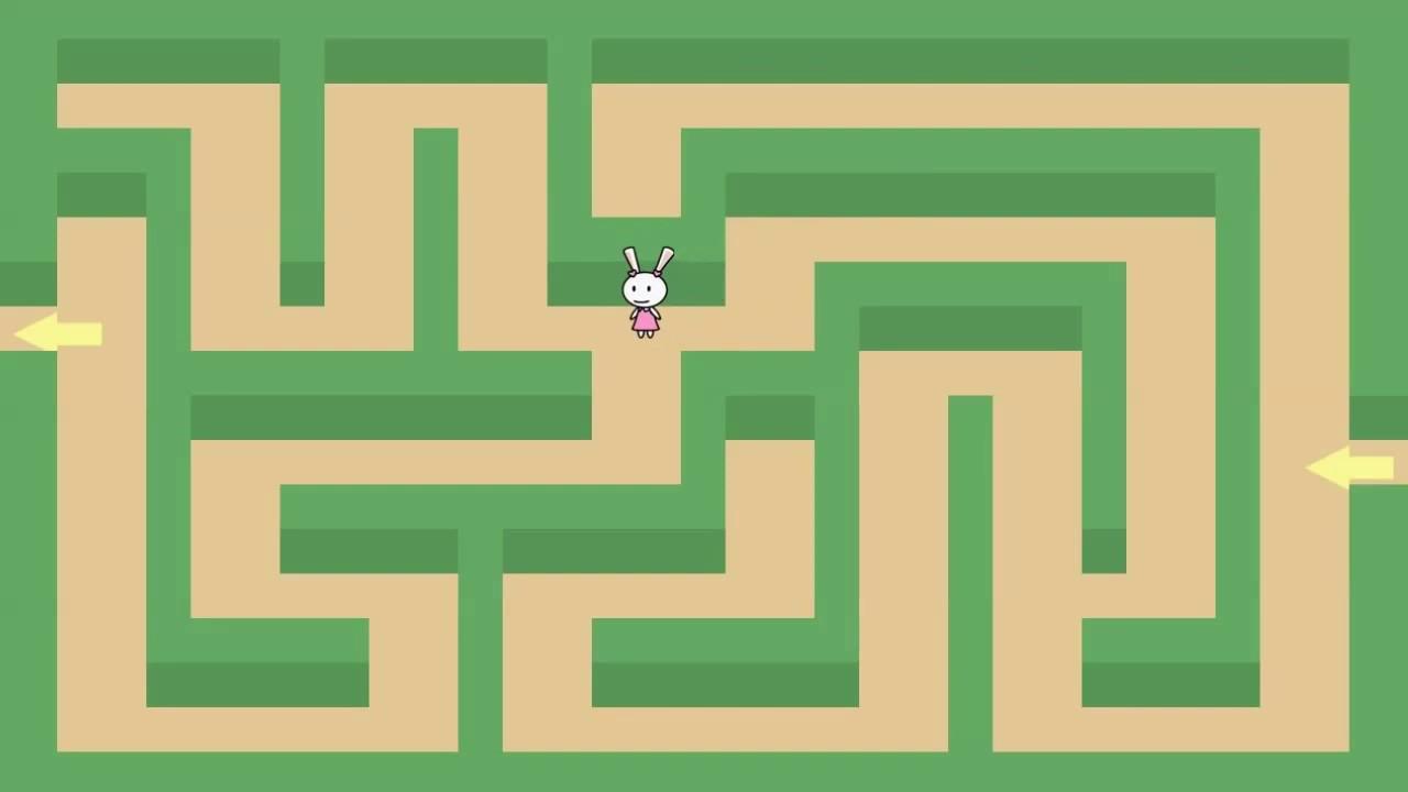 Escape a maze!!  Funkiz cartoon 미로탈출하기!! 펀키즈 재미있는 만화.