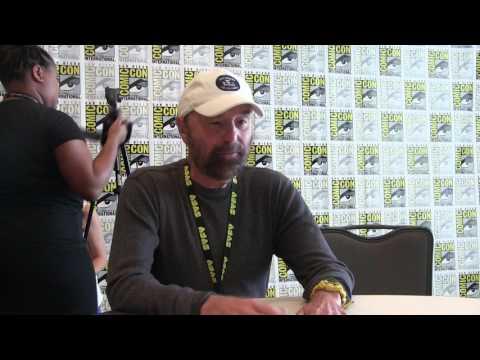 Creator Beau Smith - Wynonna Earp Interview at Comic-Con