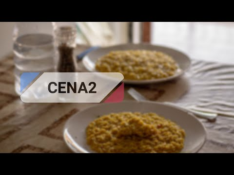 #CENA2 - Video in verticale #food #Risotto #Zafferano
