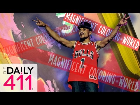 """Inside Chance The Rapper's """"Magnificent Coloring World"""""""