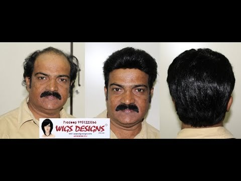 Pradeep 9951223066 - Amazing Client Returns for Additional Hair Fixing - Wigs Designs Somajiguda