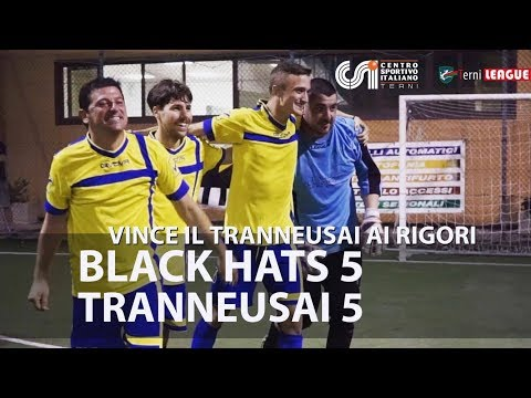 13/07/17 - Black Hats - Tranneusai F.C.