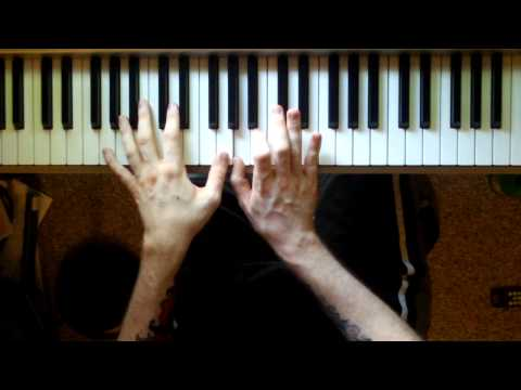 Radiohead Daydreaming Live Analysisbreakdown Chords For Piano