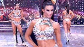 A pedido de Marcelo, Flor Marcasoli desfiló en la pista de Bailando