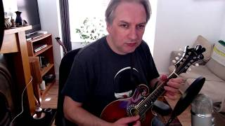 O'Sullivan's March (jig) on mandolin