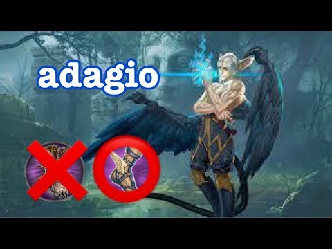 Vainglory#1 EA Rank Support Adagio