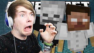 Minecraft | BITING HEROBRINE
