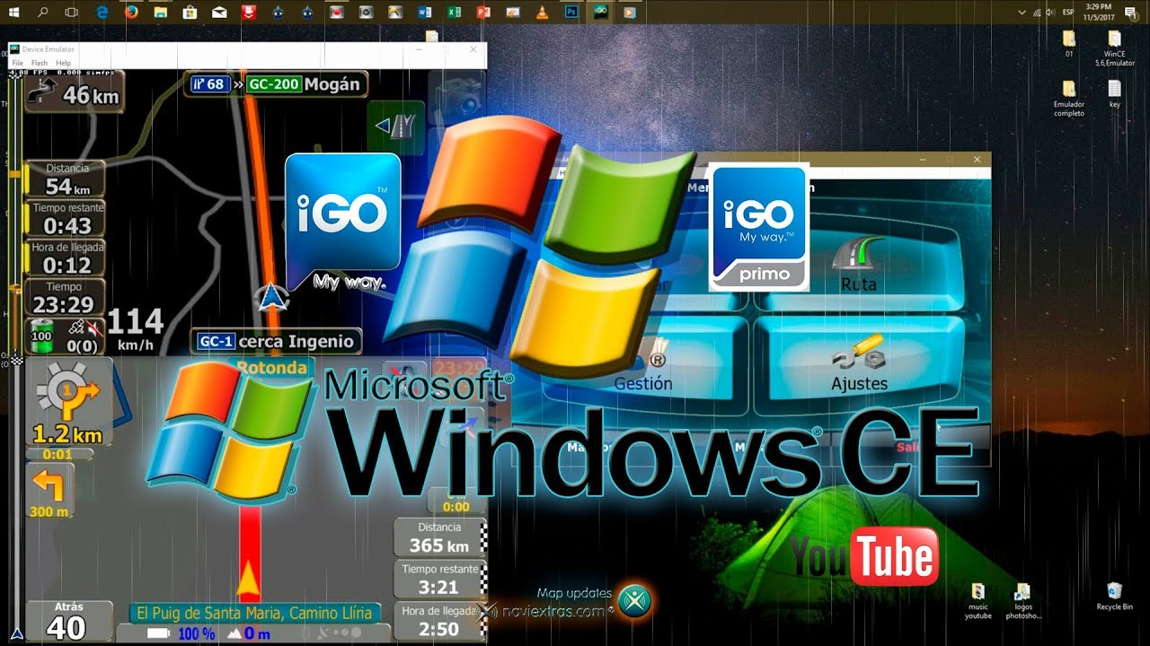 Igo 8 3 windows ce 6 0 download | Howto install iGO Primo on WinCE