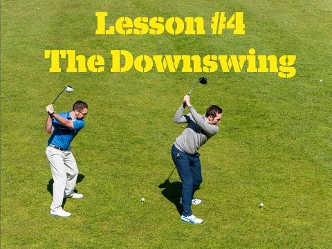 Rick Shiels & Peter Finch Lessons - #4 Driver Downswing