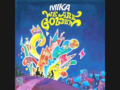 We Are Golden  MIKA Mobile Ringtone [Chorus Only]