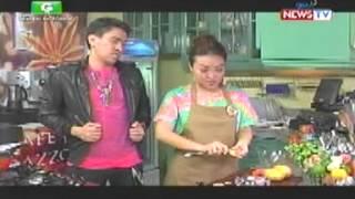 "Sarap At Home Season 4:san Marino Chili Corned Tuna Thai Salad - ""diet"""