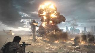 Battlefield 4 - NEW  TV Commercial - Rihanna Sound