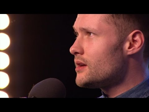 Britain's Got Talent 2015 S09E01 Calum Scott **Must See** Full Video of his Amazing Performance