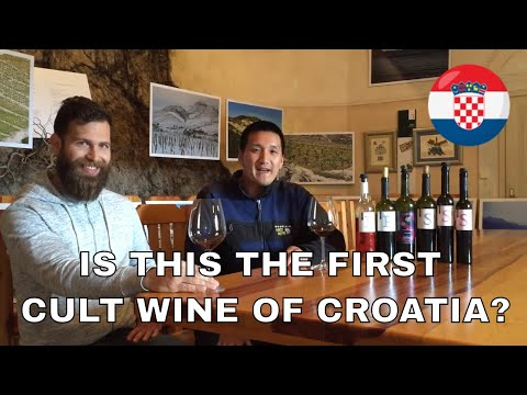 Cult Croatian Wine: Stagnum by Vinarija Miloš