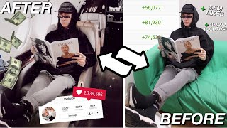 i faked being a rich bitch on instagram for a week & this is what happened...