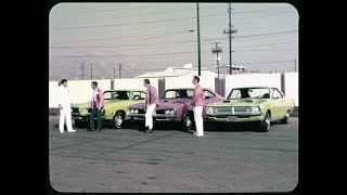 1970 Dodge Swinger 340, Super Bee and Coronet R/T Performance Dealer Promo Film Featuring Dick Landy