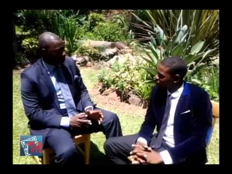 TechnoMag Editor, Tonderai Rutsito Interviews Zimbabwe  ICT Minister Supa Mandiwanzira