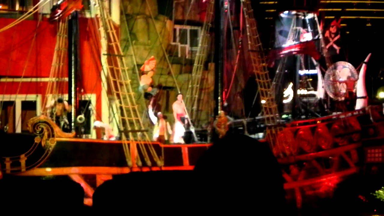 Treasure Island Las Vegas Pirate Show