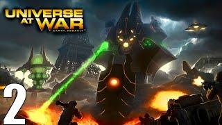 Universe at War: Earth Assault Campaign Part 2 Novus Counterattacks