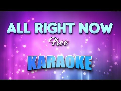 free---all-right-now-(karaoke-&-lyrics)