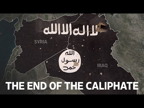 What to Watch for After ISIS's Territorial Defeat   WSJ