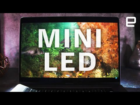Apple may be using mini LEDs in its devices next year
